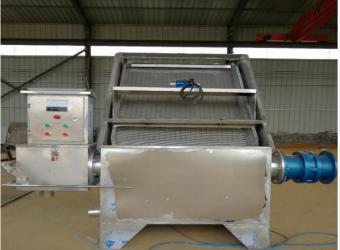 Pig manure separator 60C (1Play)